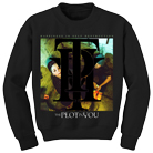 The Plot In You - Happiness In Self Destruction (Black) (Sweat) [入荷予約商品]