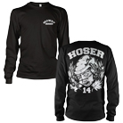 Seaway - Hoser (Black) (Long Sleeve) [入荷予約商品]