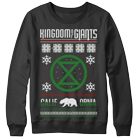 Kingdom Of Giants - Holiday (Sweat) [入荷予約商品]