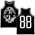 Make Them Suffer - White Logo (Basketball Jersey) [入荷予約商品]