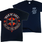War Of Ages - Broken Axe (Navy) [入荷予約商品]