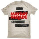 Mayday Parade - Black Lines (White) [入荷予約商品]