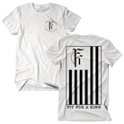 Fit For A King - Flag (White) [入荷予約商品]