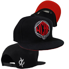 We Came As Romans - Crest (Black/Red) (Snapback) [入荷予約商品]