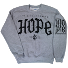 We Came As Romans - Cracked Hope (Heather Grey) (Sweat) [入荷予約商品]