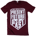 We Came As Romans - Present, Future, Past (Maroon) [入荷予約商品]