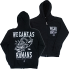 We Came As Romans - Wolf (Zip Up Hoodie) [入荷予約商品]