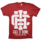 Call It Home - Logo (Red) [入荷予約商品]