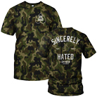 Shai Hulud - Sincerely Hated (Camo) [入荷予約商品]