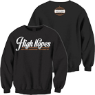 High Hopes - Sights And Sounds Text (Sweat) [入荷予約商品]