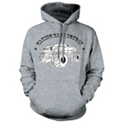 Taking Back Sunday - Monster Truck (Heather Grey) (Hoodie) [入荷予約商品]