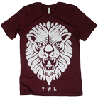 This Wild Life - Lion (Maroon) [入荷予約商品]