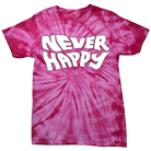 As It Is - Never Happy (Red Tie Dye) [入荷予約商品]
