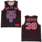 As It Is - Wolf (Red/Black) (Basketball Jersey) [入荷予約商品]