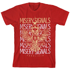 Misery Signals - Parallels (Red) [入荷予約商品]