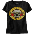 Guns N' Roses - Distressed Logo [入荷予約商品]