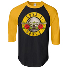 Guns N' Roses - Bullet (Black/Yellow) (Baseball) [入荷予約商品]