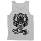 One Morning Left - Tiger (Heather Grey) (Tank Top) [入荷予約商品]