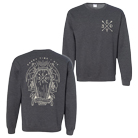 Every Time I Die - Coffin (Heather Grey) (Sweat) (Limited) [入荷予約商品]