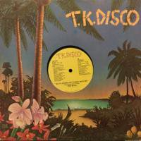 "PETER BROWN - DO YA WANNA GET FUNKY WITH ME / BURNING LOVE BREAKDOWN - 12"" (T.K.DISCO)"