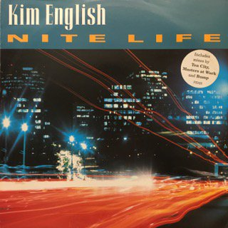 "KIM ENGLISH - NITE LIFE - 12"" (HI LIFE)"