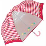 子供傘 フラワーガール 1個