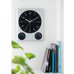 BIG掛時計(温湿度計付)