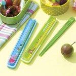 ピクニックアニマル 箸・箸箱セット 1個