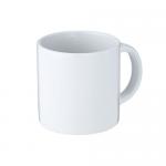 陶器マグ ストレート(S+)ホワイト
