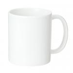 陶器マグ ストレート(M+)/ホワイト