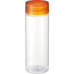 クリアキャップボトル/オレンジ