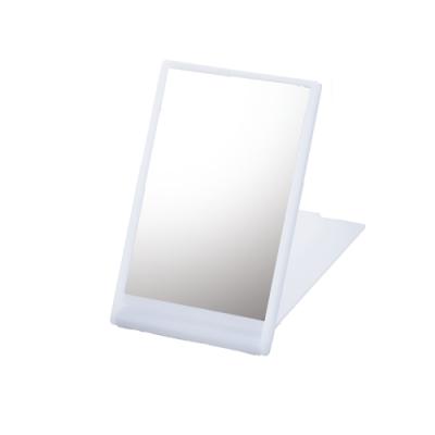 ポケットミラー フロスト/ホワイト(フルカラー印刷費用含む)