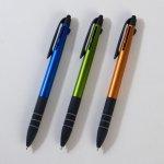 タッチペン3色ボールペン 1個