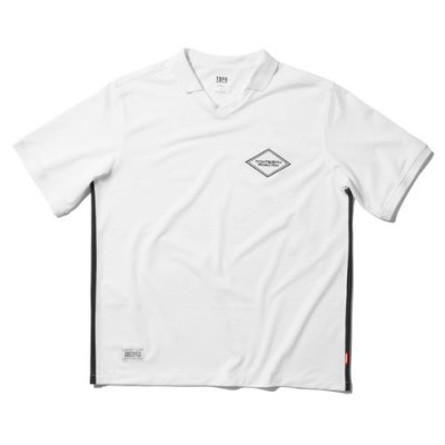 TBPR / GAME SHIRT / White