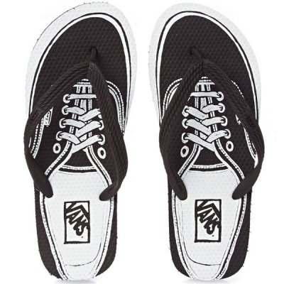 VANS HANELEI AUTHENTIC BLACK ビーチサンダル