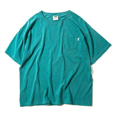 Tightbooth / GARMENT DYED BIG TEE / 5color