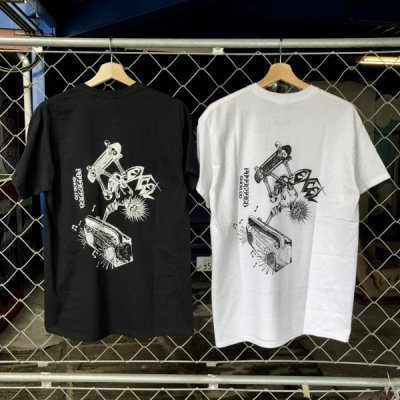 POSSESSED × EXCEL_s/s tee / 2color