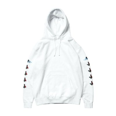 EVISEN / SUSHI ABDUCTION HOODY / 2color
