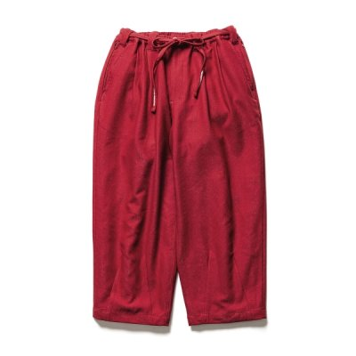 Tightbooth PIQUE BAGGY SLACKS / 4colors