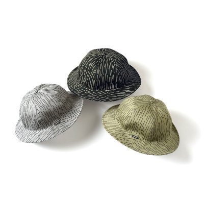 TIGHTBOOTH RAIN CAMO HAT / 3colors