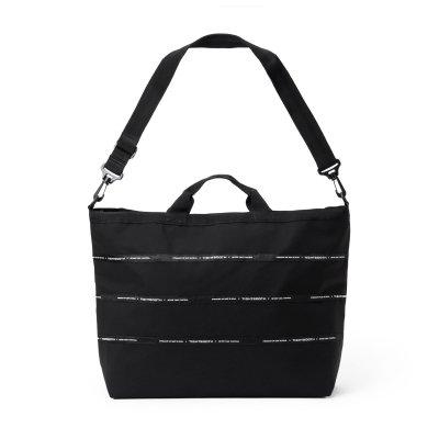 TIGHTBOOTH / LOGO TAPE SHOULDER BAG