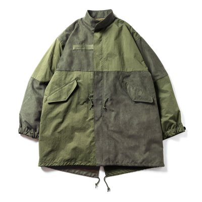 TIGHTBOOTH / TB-65 FISH TAIL PARKA / 2colors