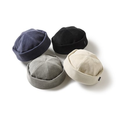 TIGHTBOOTH / CARAMEL ROLL CAP / 4colors