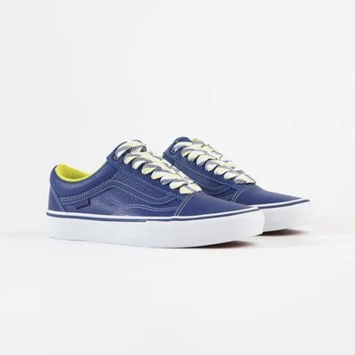 VANS x QUARTERSNACKS  / Old Skool Pro LTD Royal