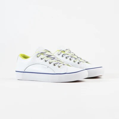 VANS x QUARTERSNACKS  / Lampin Pro LTD White