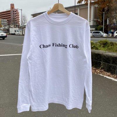 CHAOS FISHING CLUB /  Logo LS / 3colors