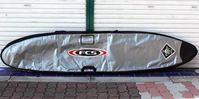 FCS Travel Covers 8.6 Sil