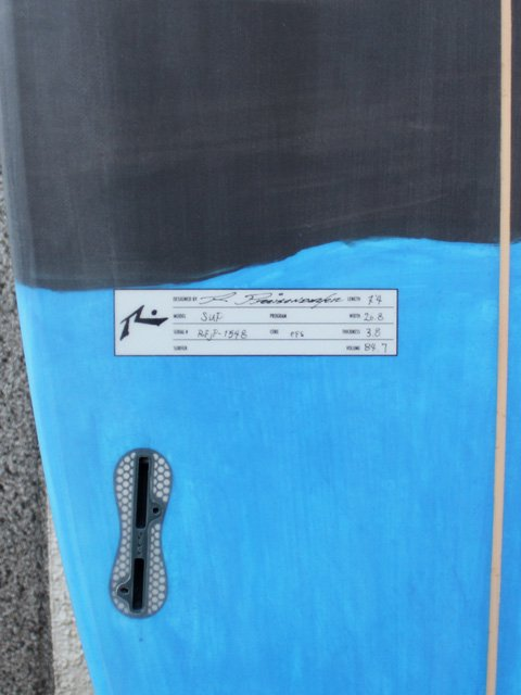 RUSTY SUP HIGH SURF 7.4
