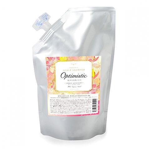 Organic Scalp Shampoo GV Refill / オーガニック・スカルプシャンプー GV 500mL詰替