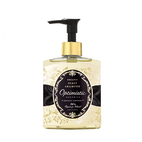 Organic Scalp Shampoo GV / オーガニック・スカルプシャンプーRB